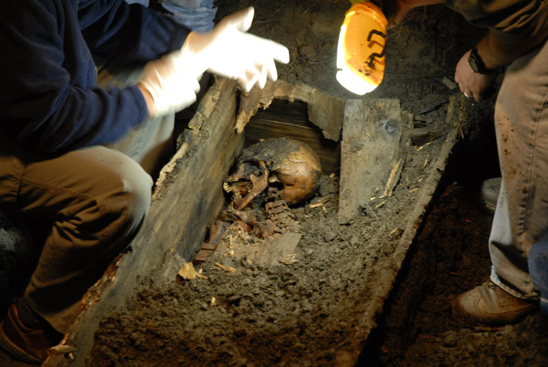 Welcome To The Hamlet Of Aklavik The Exhumation